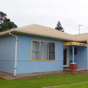 Gullhaven Holiday Home